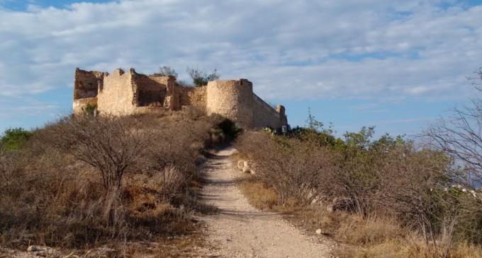La conquesta de Gandia des de les alturas de les corbes de Sant Joan