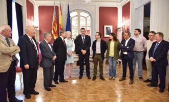 Les Corts recorden a Negrín, l'únic President del Govern nomenat a València