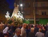 Els veïns de Torrent celebren la festivitat de la Mare de Déu dels Desemparats