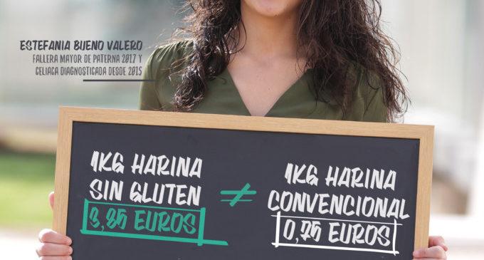 Paterna se suma a les reivindicacions del Dia Nacional del Celíac