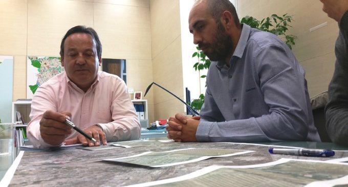 La Diputación modificará la travesía de Massarrojos para evitar la circulación de 9.000 vehículos diarios