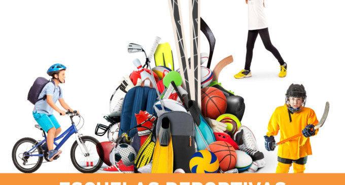 Obert el termini de sol·licitud d'Escoles Esportives Municipals