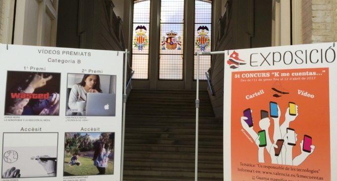 160 cartells i 16 curts participen en el concurs municipal 'K me cuentas'