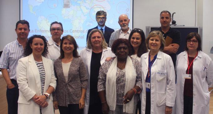 L'Hospital General de València organitza la 'I Reunió dels Centres de Vacunació Internacional de la Comunitat Valenciana'