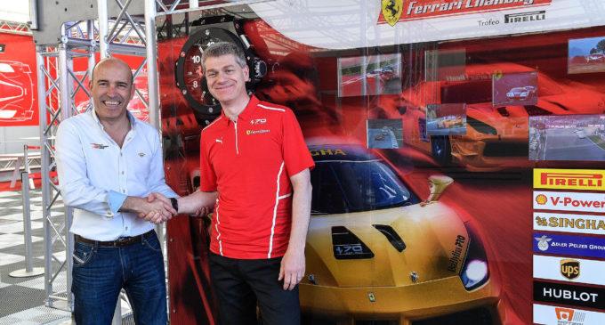 El Circuit i Ferrari tanquen un acord marc per a la celebració del Ferrari Challenge fins a 2021