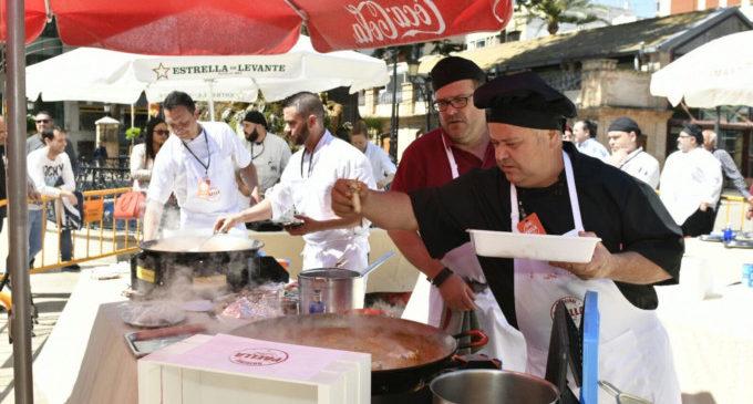 El restaurant El Blanco s'imposa en la preselecció local de Paella de Cullera