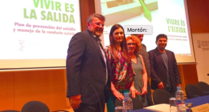 Sanitat presenta el I Pla de Prevenció del Suïcidi i Maneig de la Conducta Suïcida en la Comunitat Valenciana