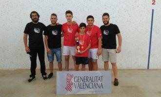 El CPV Júcar se proclama campeón de los XXXV JECV de raspall