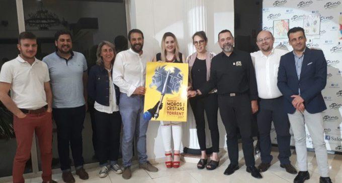 Els Moros i Cristians de Torrent ja tenen cartell per a les festes 2017