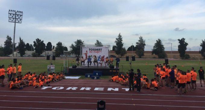 Gran expectació en la presentació del XXXII Campionat d'Espanya Promesa Atletisme a Torrent