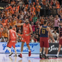 """Pierre Oriola: """"Baskonia és fort en la seua casa, però espere una eliminatòria molt disputada"""""""