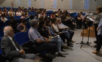 L'Ajuntament ofereix una reunió informativa amb motiu de l'escolarització per al curs 2017-18