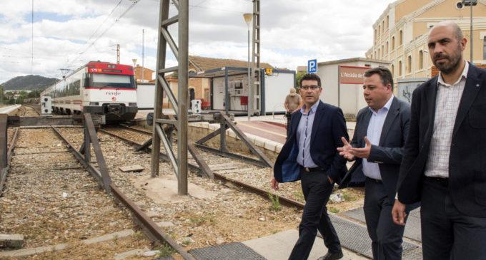 Un pas subterrani unirà a 18.000 veïns de l'Alcúdia de Crespins i Canals
