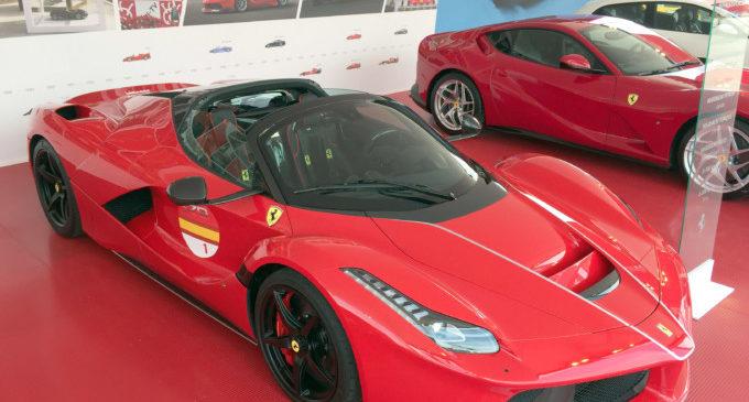 Ferrari celebra este cap de setmana en el Circuit Ricardo Tormo el seu 70 aniversari
