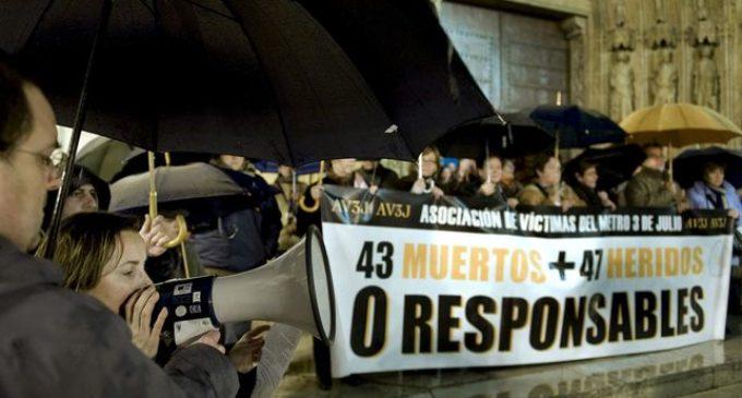 '0 Responsables': La Audiencia Provincial reabre el caso del accidente de metro de Valencia