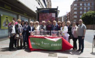 Les ames de casa d'Alaquàs recapten al voltant de 3200 euros per a la lluita contra el càncer