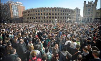La societat valenciana reivindica una millor financiació