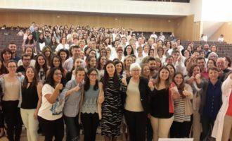 Montón ha destacat la gran labor dels infermers en el Dia Internacional de la Infermeria
