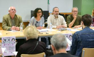 Les trobades amb l'alcaldessa de Paiporta arriben aquest dimarts al Barri Centre de la localitat