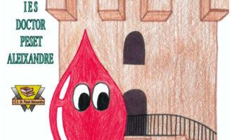 L'IES Doctor Peset Aleixandre de Paterna organitza una jornada de donació de sang
