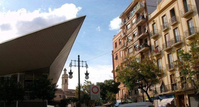 Galiana destina una subvenció a la reforma del mercat de Jesús