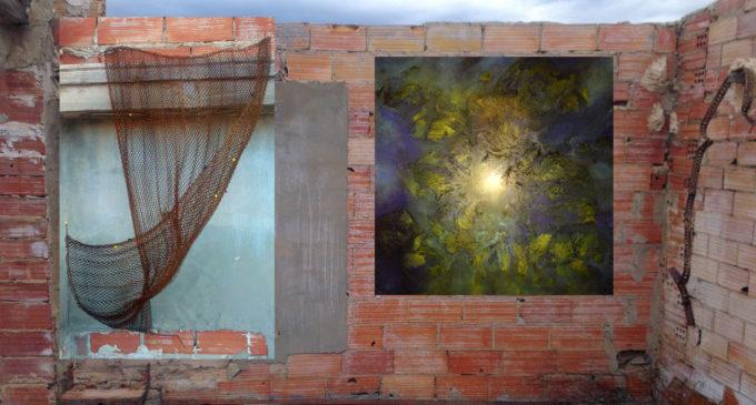 Lorenzo Belenguer inaugura su espacio artístico en Villar del Arzobispo con una exposición junto a Emilio Vieites
