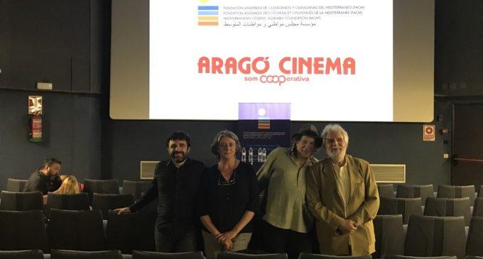 La diversitat cinematogràfica arriba a València amb el cicle 'Cinema Mediterrani als Aragó'