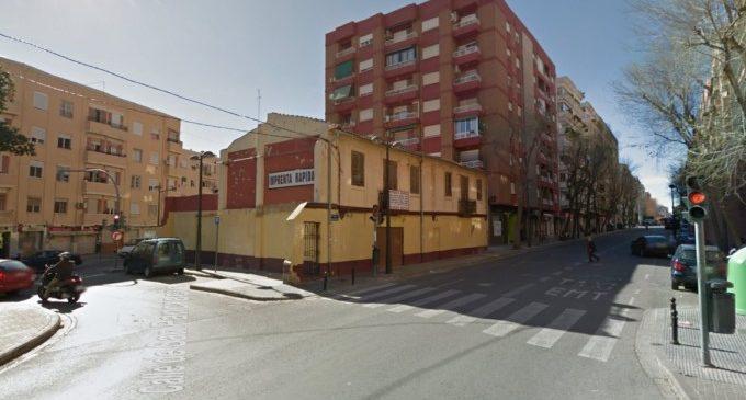 Comença la demolició i urbanització d'un tap urbanístic a l'Avinguda de Burjassot