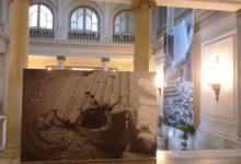 Una exposición fotográfica recuerda los bombardeos de 1937