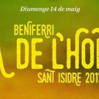 Beniferri acull la celebració del Dia de l'Horta