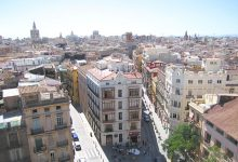 Aprobadas las subvenciones para los comercios hosteleros del distrito de Ciutat Vella