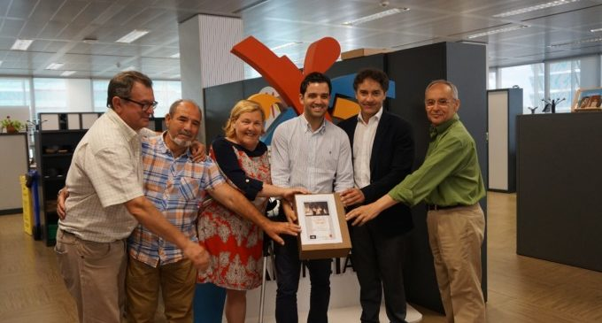La Cordà de Paterna, Festa d'Interés Turístic Nacional