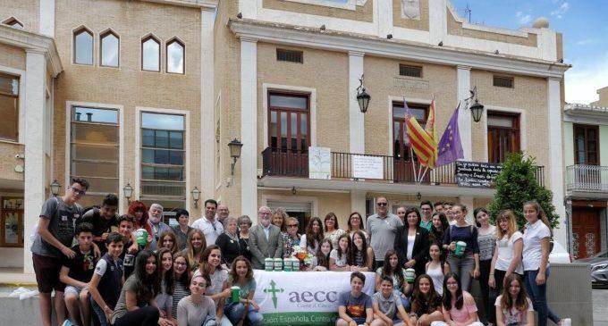 La Junta Local Contra el Càncer d'Alboraia ix al carrer en la seua col·lecta anual