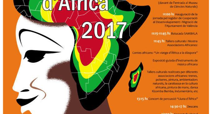 Celebració del Dia d'Àfrica a València