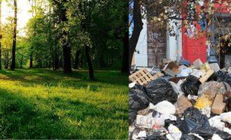 Dia Mundial del Reciclatge: Terra només hi ha una, cuidem-la