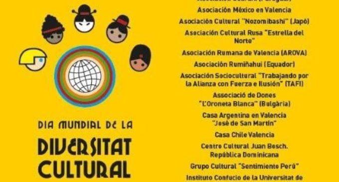 València celebra el Dia de la Diversitat Cultural
