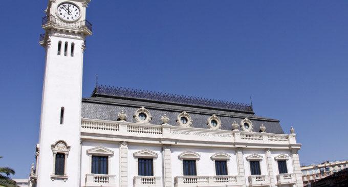 'L'Edifici del Rellotge', antiga estació marítima de València