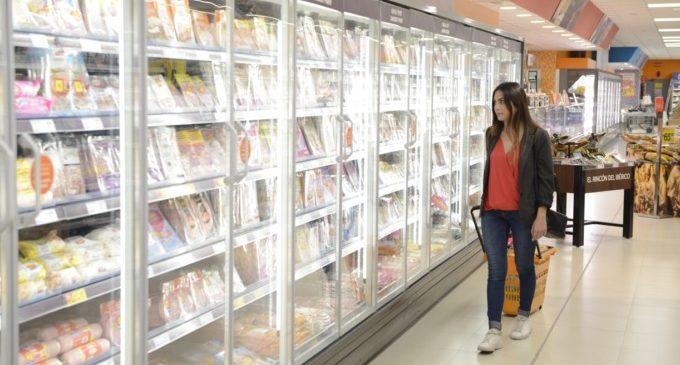 Consum incorpora bosses de paper en tots els seus supermercats