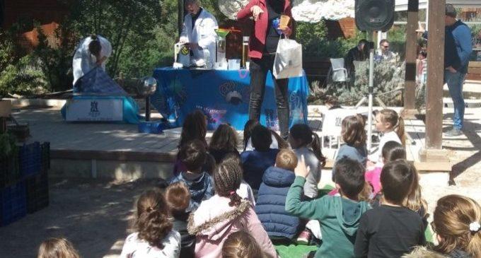 42.000 escolars participen en les campanyes d'educació ambiental organitzades per Hidraqua