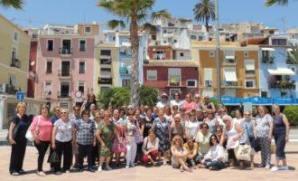 55 mujeres de Picassent visitan la Vila Joiosa