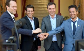 La Diputació ajudarà a Riba-roja, Cheste i Loriguilla a desenvolupar un àrea industrial conjunta amb més de 15.000 ocupacions