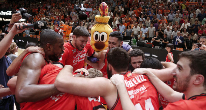El València Basket fa gran la seua història (85-77)
