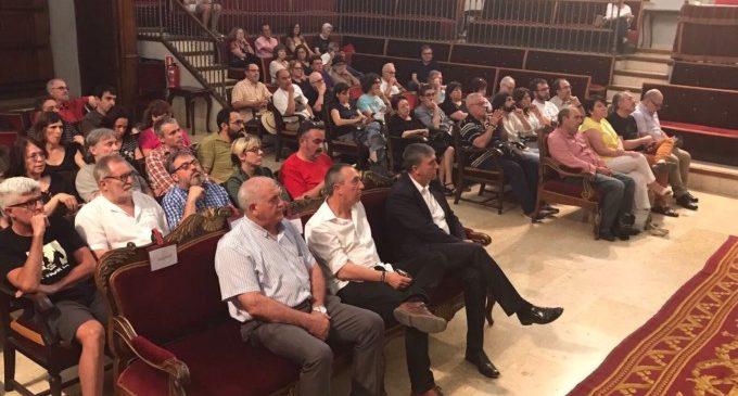 La Crida pel Finançament analitza la situació econòmica del País Valencià en un acte a la Nau