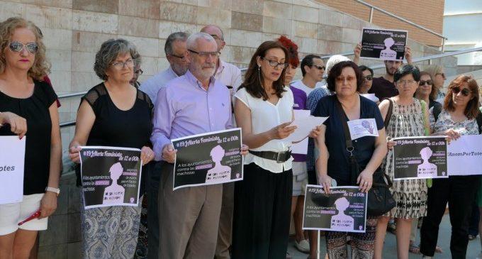 L'Ajuntament d'Alboraia recolza l'alerta feminista contra la violència masclista