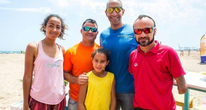 David Casinos i Ricardo Ten, embaixadors dels Taronja Games