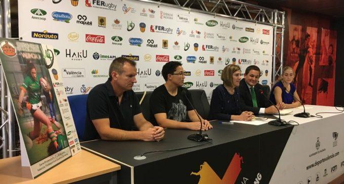 València acollirà la primera edició de la Copa de la Reina de Rugbi Femení