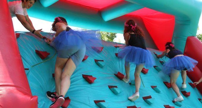La carrera d'inflables més important d'Europa arriba a Paterna en la Quinzena Esportiva