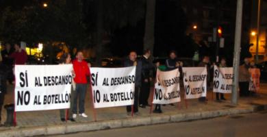 La lluita dels veïns de la Creu Coberta per un barri digne