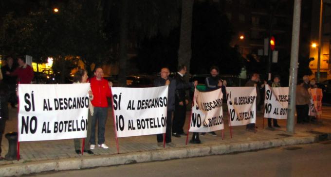 Quatre anys reivindicant el descans en el barri de la Creu Coberta