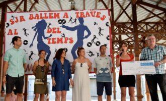 """El CEIP Sant Joan de Ribera arreplega 2500 euros per a """"Save the Children"""" amb la seua carrera solidària"""